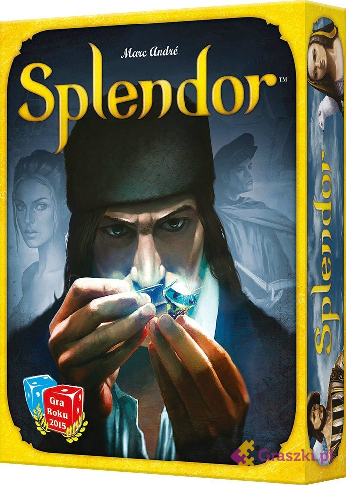 Splendor | Rebel